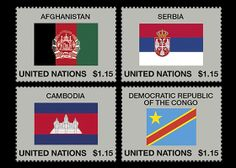 Flag Series 2014 Issued by UNPA! #unitednations #stamps http://wopa-stamps.com/index.php?controller=country&action=stampRelatedIssue&id=12204