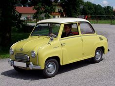 Glas Goggomobil #auto #car