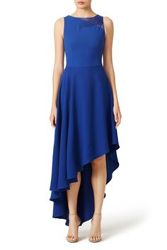 Rent Indigo Lavelle Gown by Halston Heritage for $100 only at Rent the Runway.
