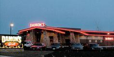 Damon's Restaurant, Meadowview Community, Kingsport, Tennessee Kingsport Tennessee, Damon, Restaurants, Broadway Shows, Community, Architecture, Arquitetura, Restaurant, Architecture Design