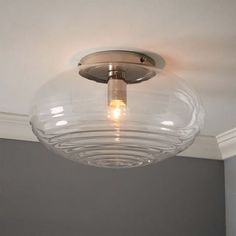 Shopping Guide: Best Modern Flush-Mount Ceiling Light Fixtures | Apartment Therapy