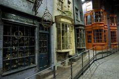 Harry Potter's Diagon Alley.  #Cheapflights2013