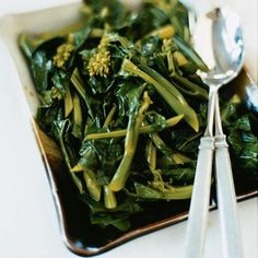Chinese Broccoli | MyRecipes