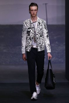 Coach | Menswear - Spring 2017 | Look 21