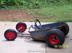Old Wheel Barrow - iFaceBlog.com