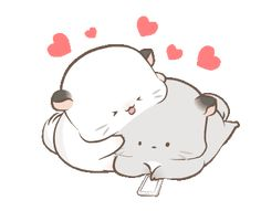 Gud morning diku 😽 ❤️ Have a wonderful day ♥ 🖤 love u very much jaan ❤️ Cute Cartoon Drawings, Cute Couple Cartoon, Cute Cartoon Pictures, Cute Love Cartoons, Kawaii Drawings, Cartoon Gifs, Cute Love Pictures, Cute Love Gif, Cute Cat Gif