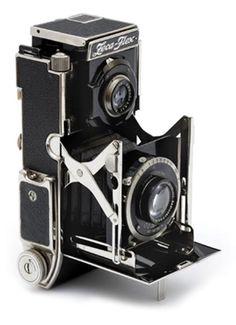 Zeca-Flex Tlr camera Zeh, Germany