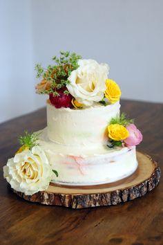 We Made Meghan Markle and Prince Harry's Elderflower-Lemon Royal Wedding Cake