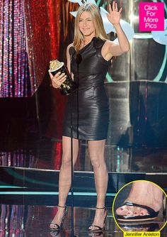 I seriously would love to look half as good at 34 as Jennifer Aniston does at 43!