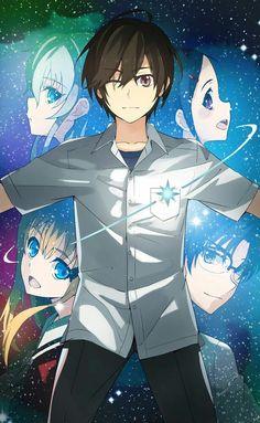 Anime: Charlotte Es una de mis mejores recomendaciones de anime