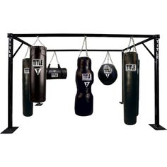 Title Heavy Duty Multiple Heavy Bags Stand