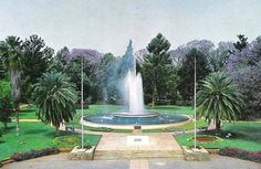 The fountain in Centenary Park, Bulawayo The Good Old Days, The Good Place, Best Memories, Childhood Memories, Lest We Forget, All Nature, Homeland, Continents, South Africa