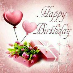 Een gelukkige verjaardag Jenny .....waar is de tijd dat we als 16 jarige samen in de klas zaten ! En geniet van je dag !