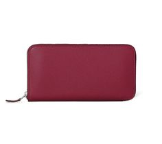 fake h hermes - Jypsi��re Saddle bag in ruby red Cl��mence bull calfskin, adjustable ...