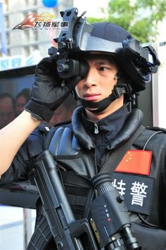 Futuristic Soldier of Chinese Special Operations Force | Chinese Military Review