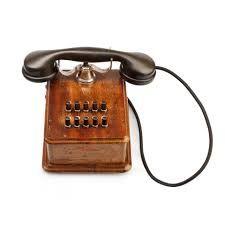 Resultado de imagem para telefone antigos 1930