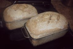 Not-so-Dense (or Sour) Sourdough Bread | My family loves bread, but many of my sourdough loaves over the past few years have been dense. One...