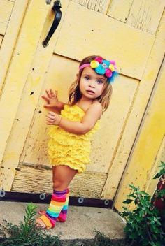 Cute lil girl outfit