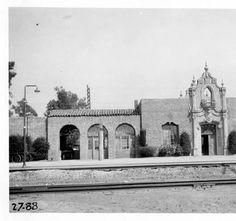Southern Pacific Depot, Glendale :: San Fernando Valley History
