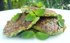 I pancake di zucchine alla menta sono perfetti le tue colazioni salate o per accompagnare carni e pesci. Per tutti i gruppi sanguigni.
