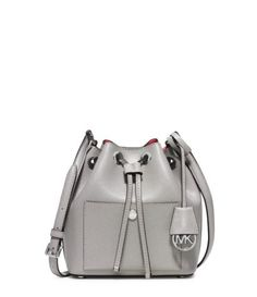 MICHAEL Michael Kors Greenwich Small Saffiano Leather Bucket Bag Mk Bags  Outlet bdb4cf647e4a2
