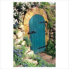 Rustic door in ...
