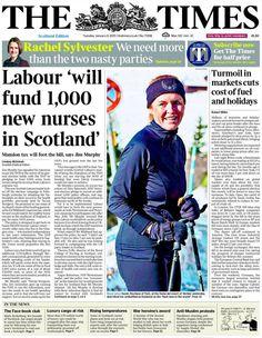The Times - Sarah Ferguson