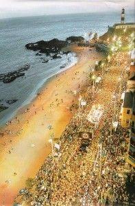 Carnival in Salvador - Bahia - Brasil