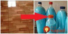 Údržba podlahy vás bude stáť menej ako 2 Eurá na celý rok: A môžete vyhodiť aj osviežovač vzduchu, tento prípravok prevonia celý byt! Product Tester, Nordic Interior, Laundry Hacks, Home Made Soap, Homemaking, Repurposed, Diy And Crafts, Recycling, Household