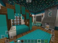 Minecraft Castle Designs, Cute Minecraft Houses, Minecraft Plans, Minecraft Decorations, Minecraft Projects, Minecraft Interior Design, Minecraft Architecture, Interior Design Color Schemes, Sims