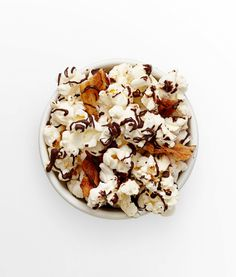 Bacon-Chocolate Popcorn - yes you read that right!
