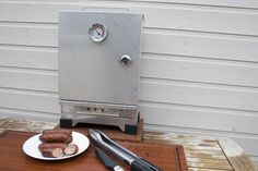 PRODUCT REVIEW: The THÜROS Tabletop Smoker is a high quality, compact, stainless steel cabinet smoker suitable for hot and cold smoking.