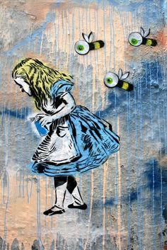GLC & Flytox - Graff à Dénoyez (Paris XXe)