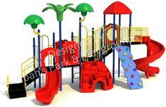 Noahs Park and Playgrounds - Braman Play Structure, $14,399.00 (http://noahsplay.com/playground-equipment-needs/child-care-playgrounds/braman-play-structure/)