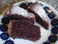 Das perfekte Herrenkuchen Ganz und gar nicht trocken-Rezept mit Bild und einfacher Schritt-für-Schritt-Anleitung: Alle Zutaten nach und nach vermengen, in…