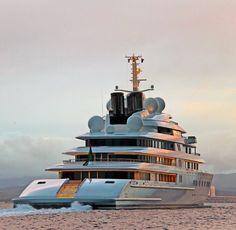 Motor yacht Azzam - AJ MacDonald - Yacht Broker - AJ@DenisonYachtSales.com
