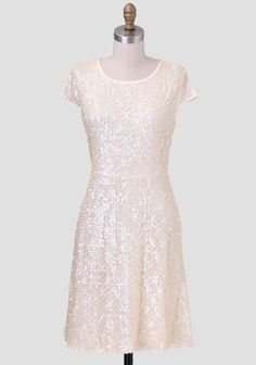 Happy Endings Sequined Dress | Ruche, $53 Small is 36 inches long