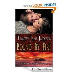 I liked book 1 better. Bound by Fire (Cauld Ane Series)  By:  Tracey Jane Jackson