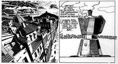 Andrea Pazienza, da Giorno, Frigidaire, 1/1981