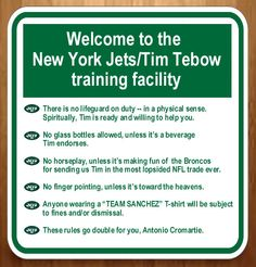 #Tebow #Jets