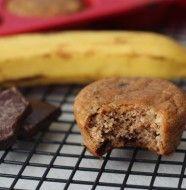Zucchini Apple Spiced Muffin #paleo
