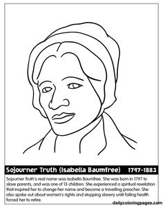 black history month coloring pages Black History Month