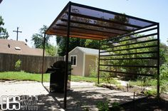 Shade structures cantilever shade structures residential shade structures landscape shade structures