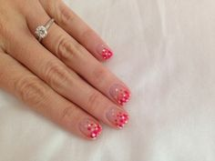 VeroSays!: HOW TO: VALENTINE'S DAY NAILS