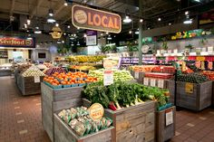 Whole Foods Market is the world's largest retailer of natural and organic foods, with stores throughout North America and the United Kingdom