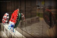Vietnam Memorial Wall. Wildwood, NJ