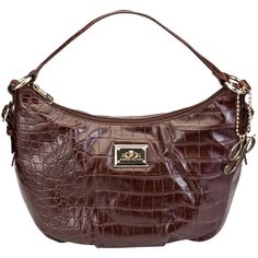 Bon-Ton Brown Handbag