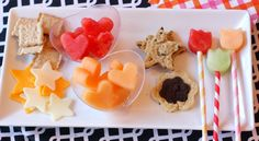 Fun Shaped Party Foods!