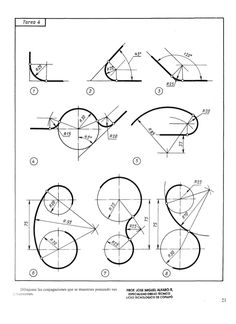 AutoCAD practice arcs, circles, and tangent lines. Awesome Woodworking Ideas, Woodworking Joints, Woodworking Patterns, Woodworking Workshop, Woodworking Plans, Woodworking Projects, Woodworking Beginner, Woodworking Organization, Woodworking Quotes