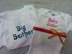 Big Brother Little Sister Shirts